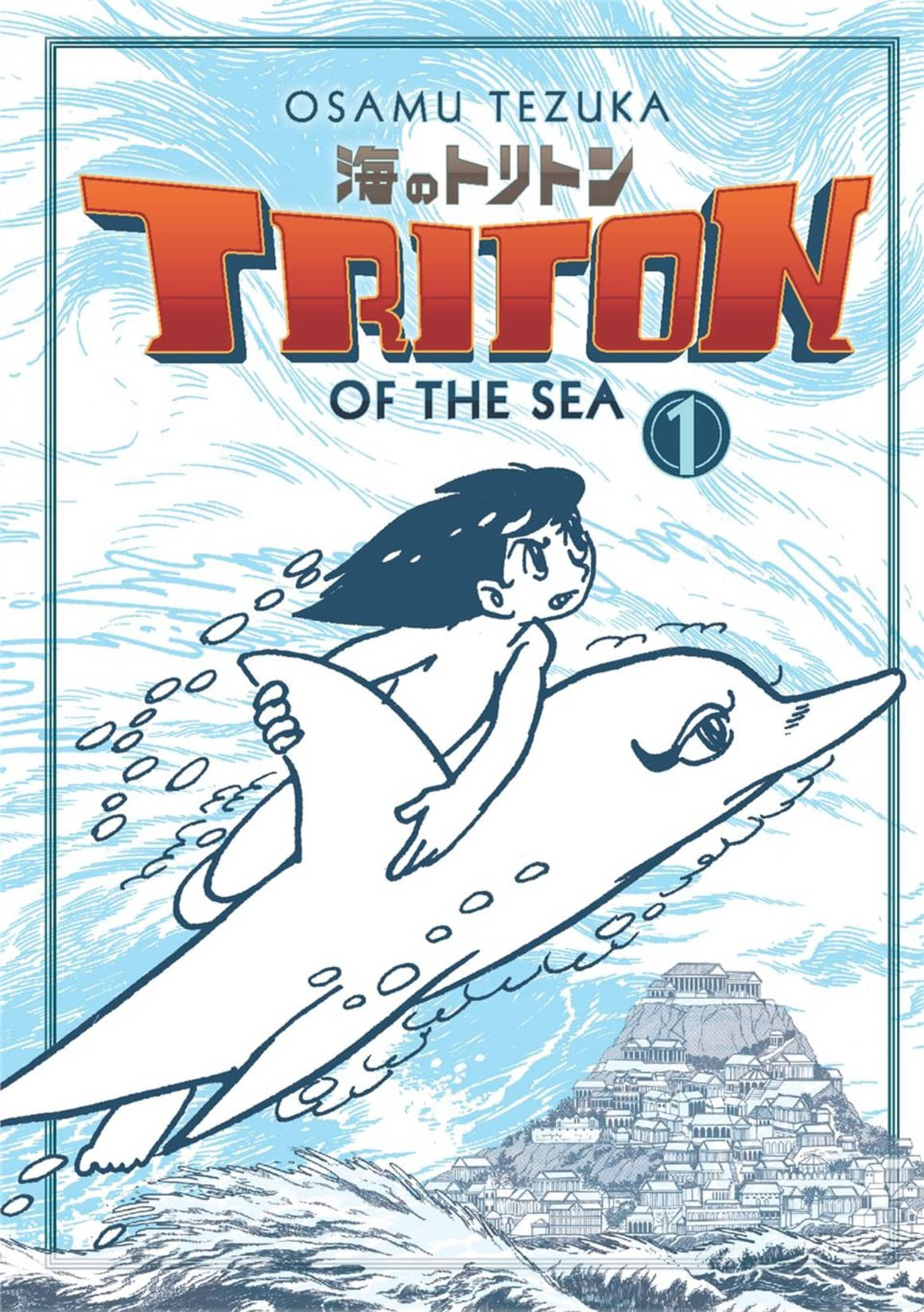 Triton Of The Sea Vol. 1
