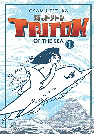 Triton Of The Sea Tome 1