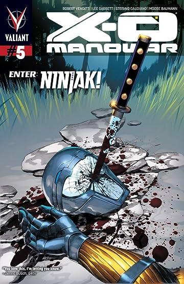 X-O Manowar (2012- ) #5: Digital Exclusives Edition