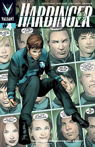 Harbinger (2012- ) No.4: Digital Exclusives Edition
