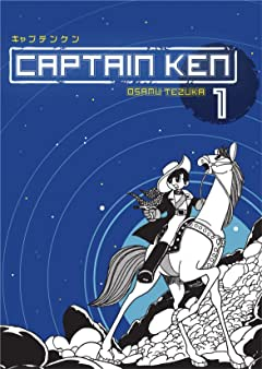 Captain Ken Tome 1