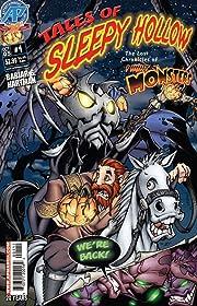 I Hunt Monsters: Tales Of Sleepy Hollow