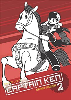 Captain Ken Tome 2
