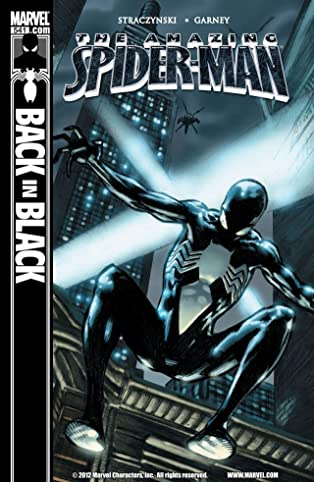 Amazing Spider-Man (1999-2013) #541