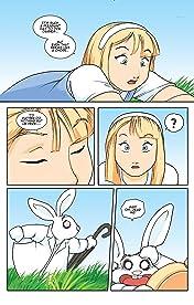 New Alice In Wonderland #1