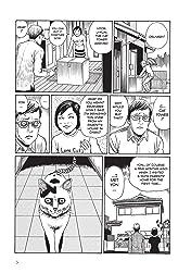 Junji Ito's Cat Diary: Yon & Mu Vol. 1
