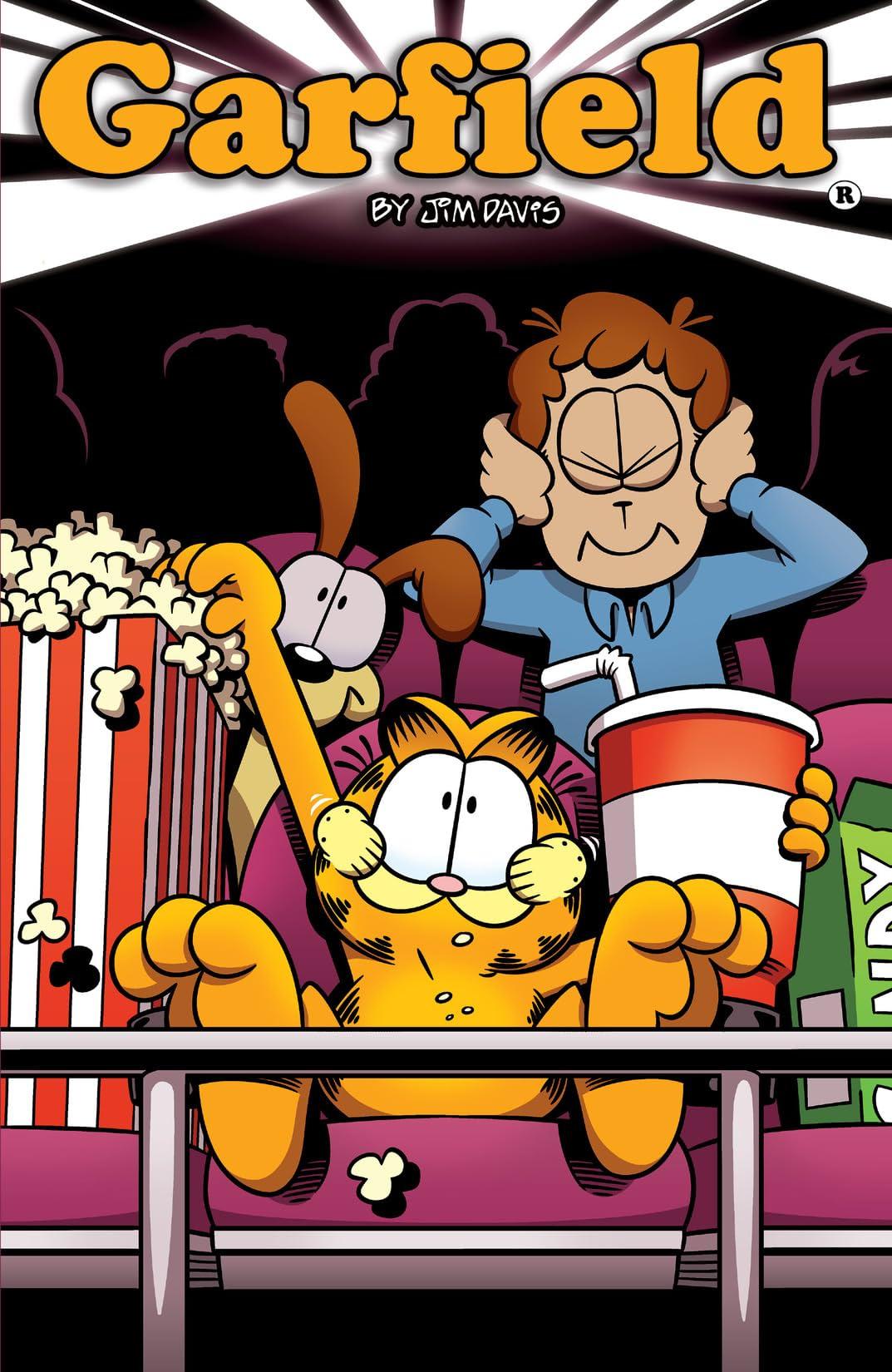 Garfield Vol 7 Comics By Comixology
