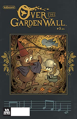 Over The Garden Wall (2015) No.3 (sur 4)