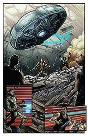 Aliens Vs. Zombies #4 (of 5)