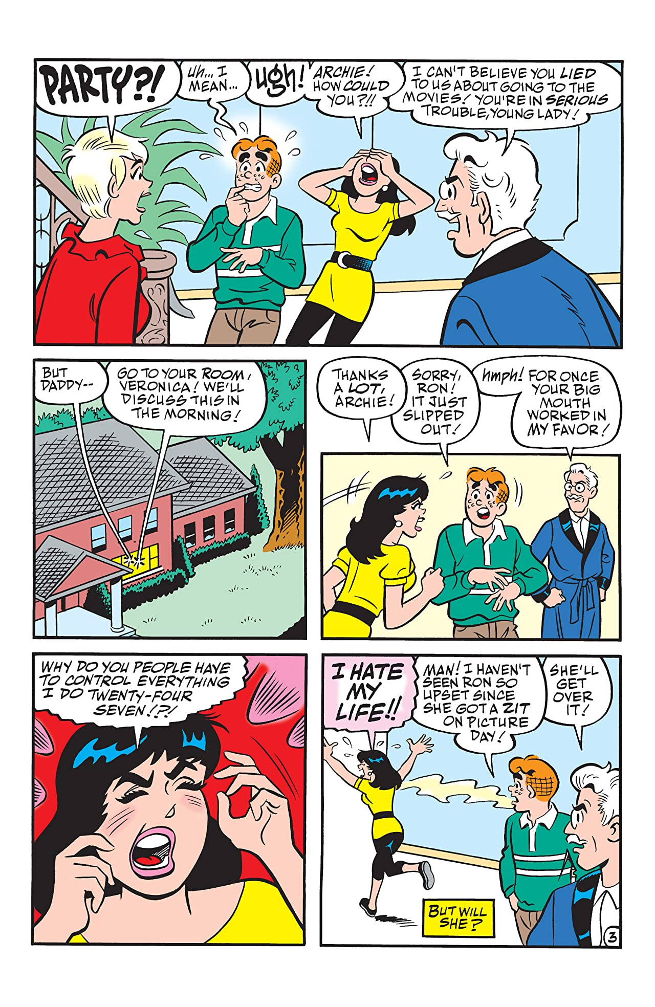 Betty & Veronica #235