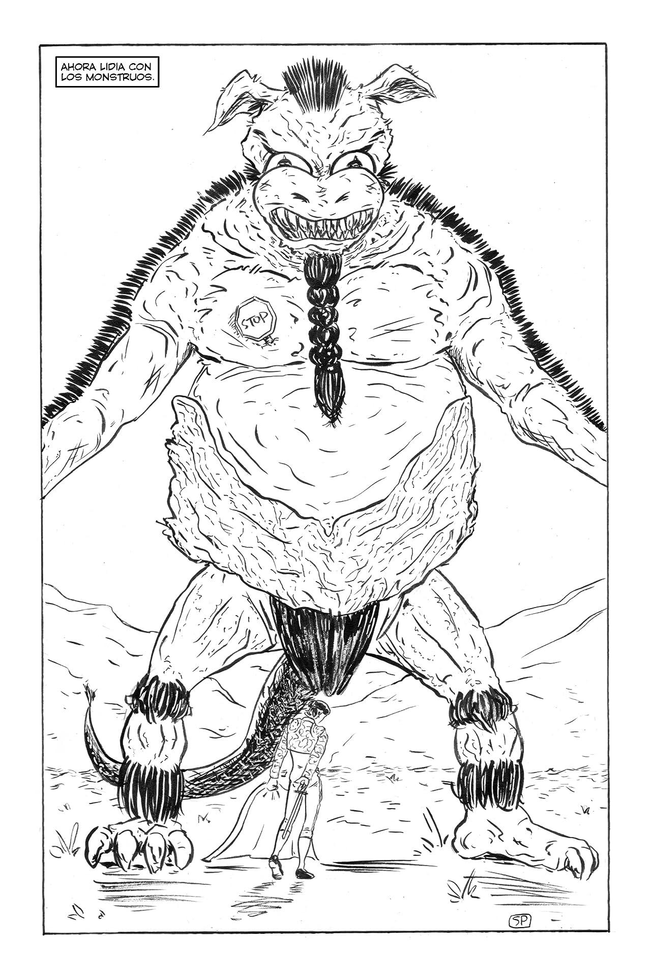 Monster Matador - en Español #1