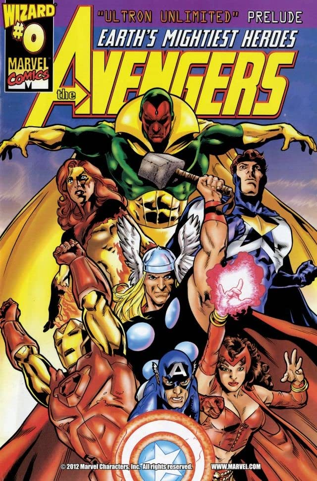 Avengers (1998-2004) #0