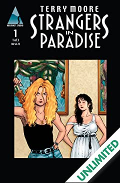 Strangers in Paradise Vol. 1 #1