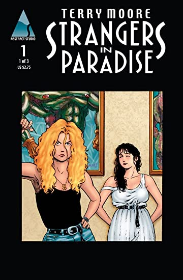 Strangers in Paradise Tome 1 No.1