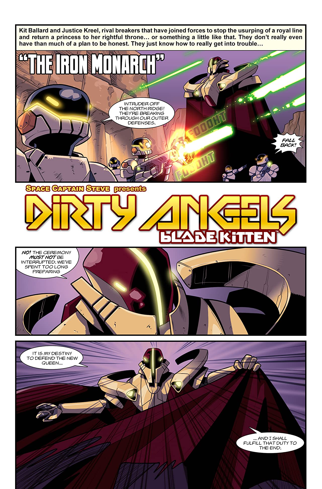 Dirty Angels #2