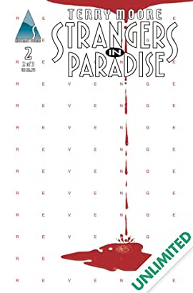 Strangers in Paradise Vol. 1 #2