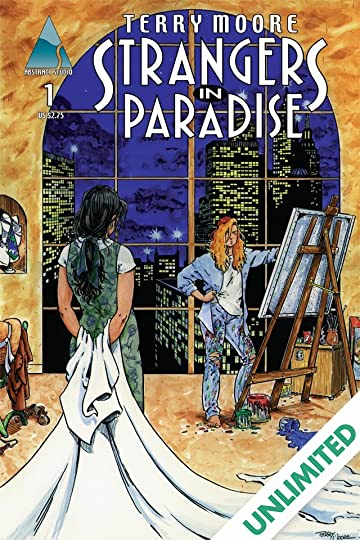 Strangers in Paradise Vol. 2 #1