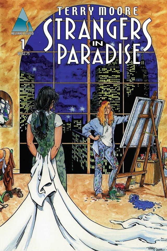 Strangers in Paradise Vol. 2 #1