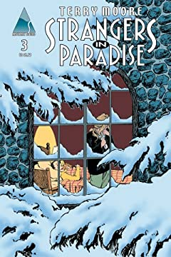 Strangers in Paradise Vol. 2 #3