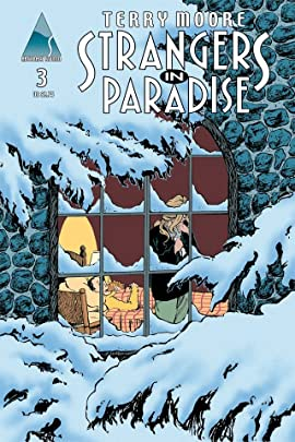 Strangers in Paradise Vol. 2 #3