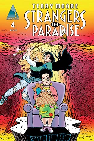 Strangers in Paradise Vol. 2 #4