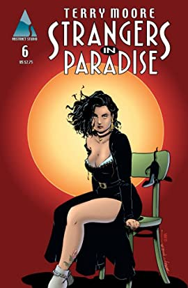 Strangers in Paradise Vol. 2 #6