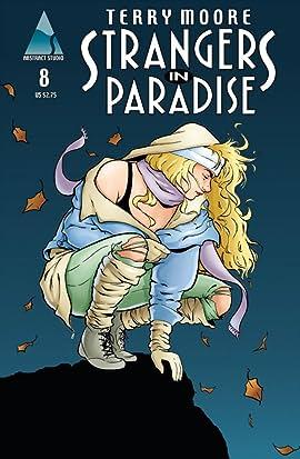 Strangers in Paradise Vol. 2 #8