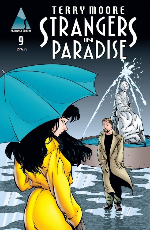 Strangers in Paradise Vol. 2 #9