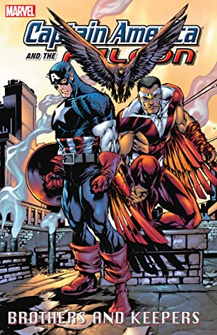 Captain America and The Falcon Tome 2: Brothers and Keepers