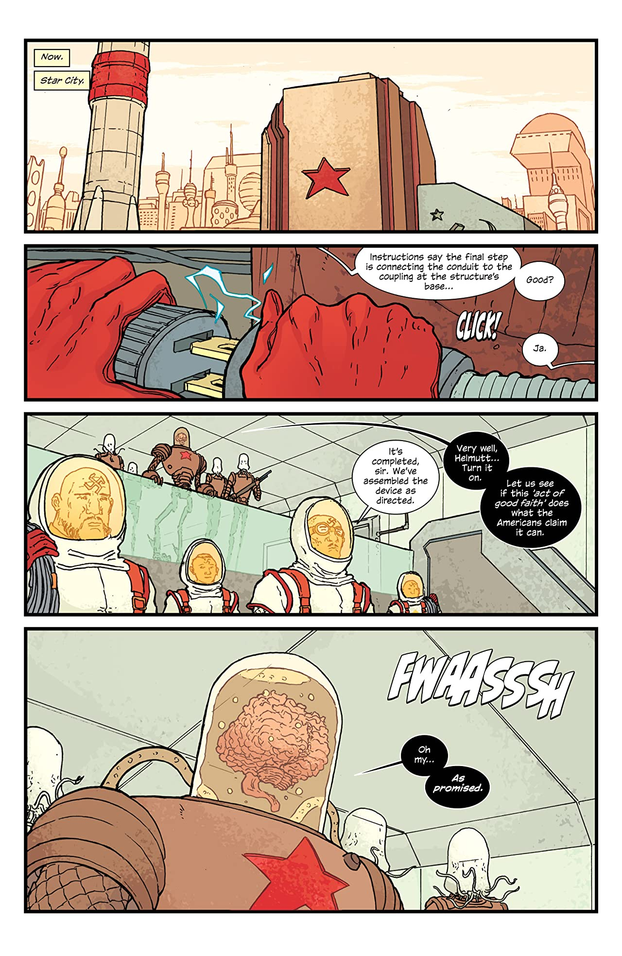 The Manhattan Projects #7