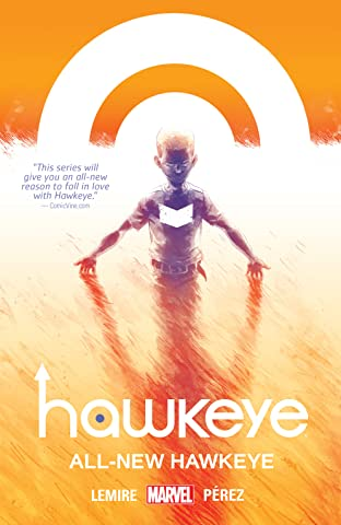 Hawkeye Tome 5: All-New Hawkeye