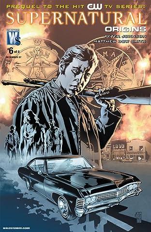 Supernatural: Origins #6