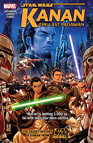 Star Wars: Kanan Vol. 1: The Last Padawan