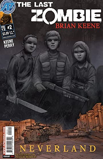 The Last Zombie: Neverland #2 (of 5)