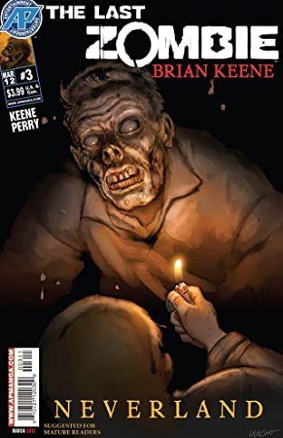 The Last Zombie: Neverland #3 (of 5)