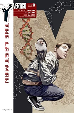 Y: The Last Man No.1
