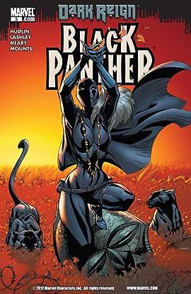 Black Panther (2008-2010) #3