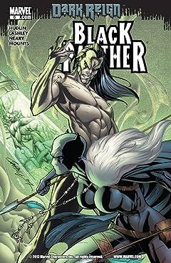 Black Panther (2008-2010) #6