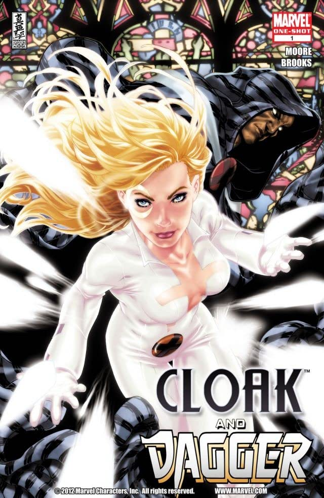 Cloak and Dagger (2010) #1