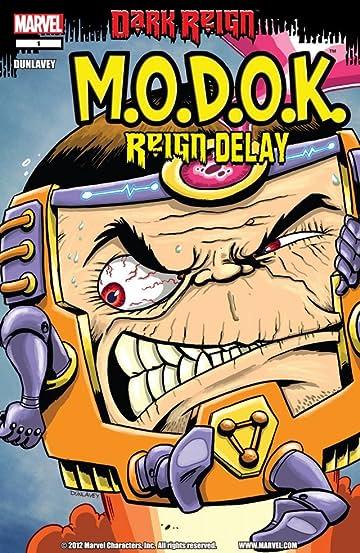M.O.D.O.K: Reign Delay #1