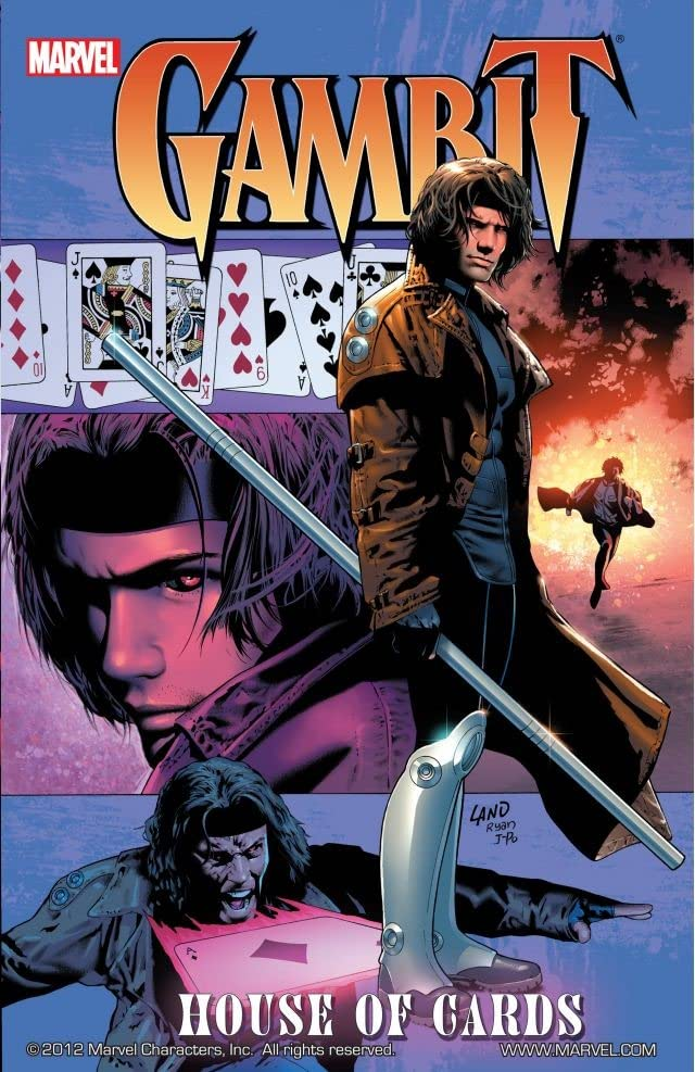 Gambit: House of Cards