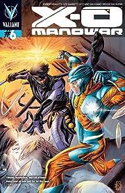 X-O Manowar (2012- ) #6: Digital Exclusives Edition