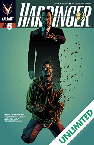 Harbinger (2012- ) #5: Digital Exclusives Edition