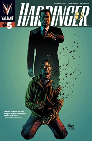 Harbinger (2012- ) No.5: Digital Exclusives Edition