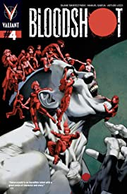Bloodshot (2012- ) No.4: Digital Exclusives Edition