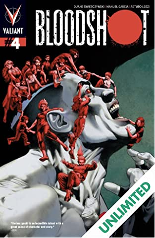 Bloodshot (2012- ) #4: Digital Exclusives Edition