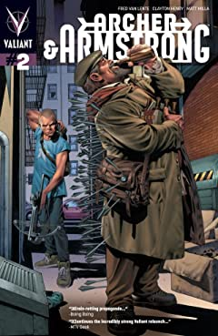 Archer & Armstrong (2012- ) #2: Digital Exclusives Edition