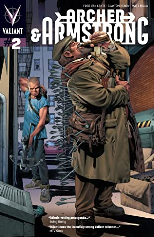 Archer & Armstrong (2012- ) No.2: Digital Exclusives Edition