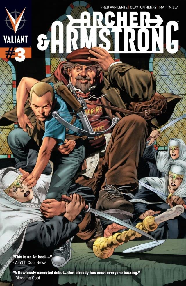 Archer & Armstrong (2012- ) #3: Digital Exclusives Edition