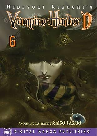 Hideyuki Kikuchi's Vampire Hunter D Tome 6
